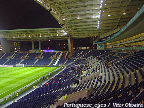 Estádio do Dragão - Porto - Portugal by Portuguese_eyes