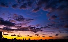 Atardecer X - Sunset X