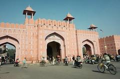 Jaipur's Old City
