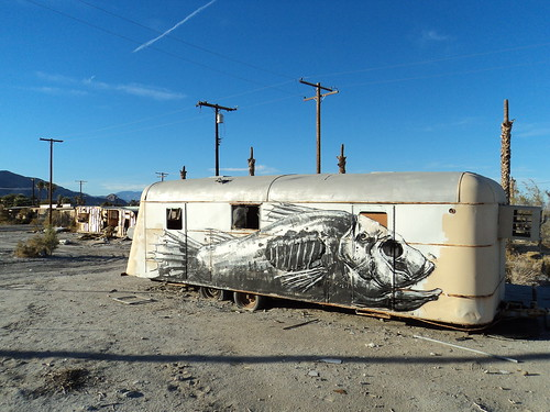 Salton Sea-Colorado Desert-California