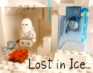 Lost in Ice...