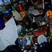 Tumbled belongings in the basement by Hieroglyph Photography