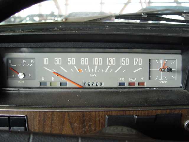 1973 NSU Prinz 1200 C Inside