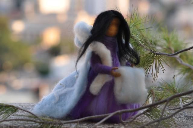 Cristina's doll