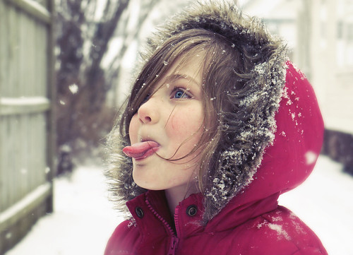 Catching snowflakes *EXPLORED*