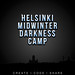 Helsinki Midwinter Darkness Camp by Jonas Tana