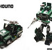 """G1 Hound by """"Orion Pax"""""""