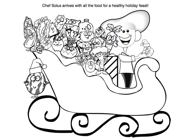 Image Result For Chef Coloring Page