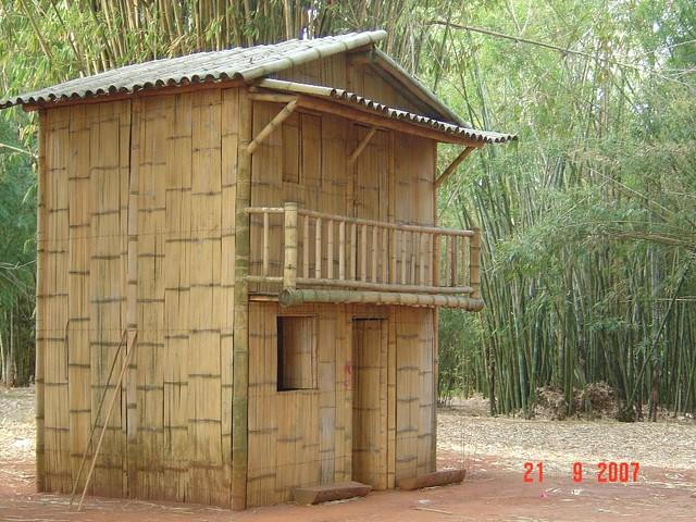 Casa de bambu | Flickr - Photo Sharing!
