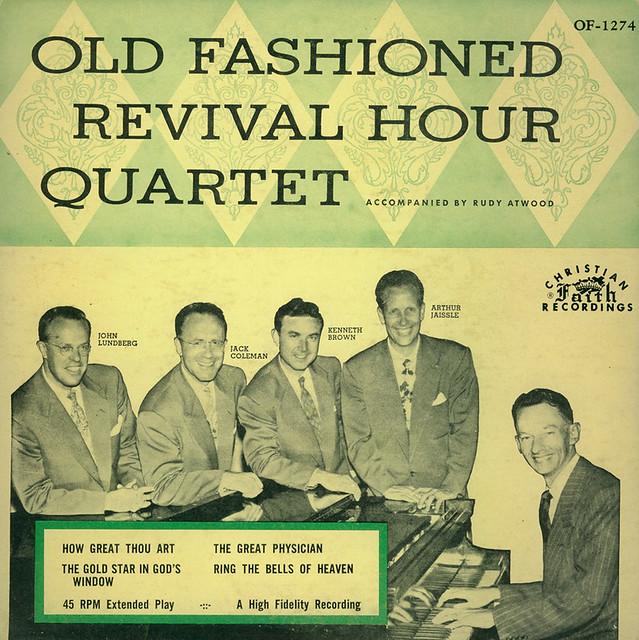 Old Fashioned Gospel Hour Quartet