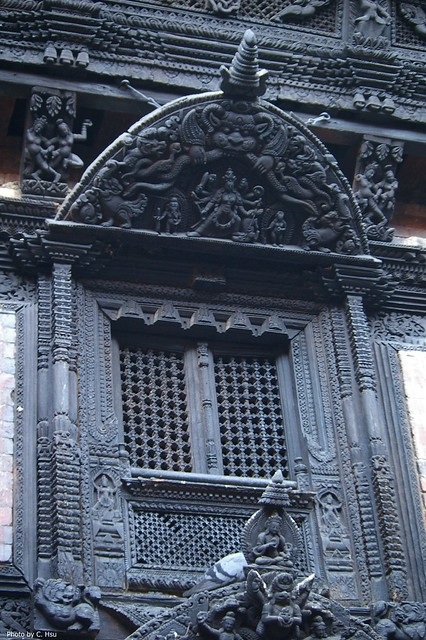 Kumari Bahal (Kathmandu) 活女神廟(庫瑪莉寺)
