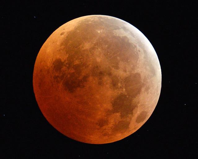 Total Lunar Eclipse December 21, 2010