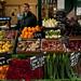 Fruit and Vegetables at the Naschmarkt - Vienna, Austria