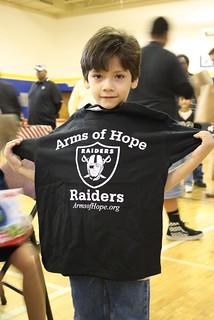Arms of Hope- San Antonio Raiders 152