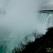 Looking Out Over Niagara Falls - Canada