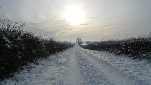 Tackley in winter