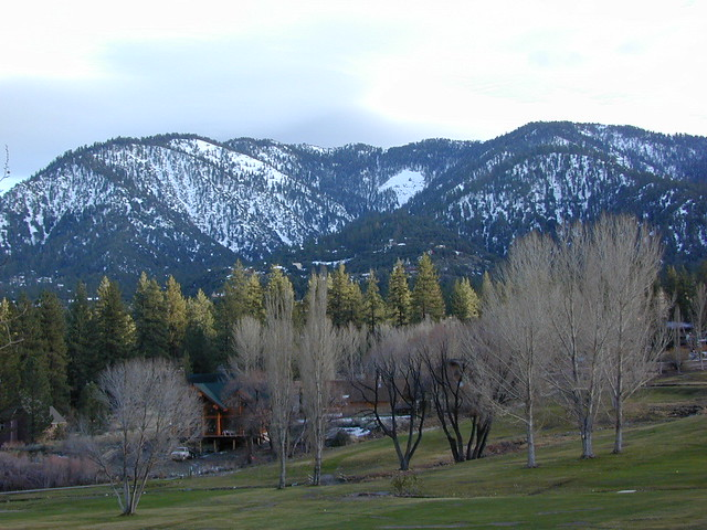 The Mountains (2003-2011)