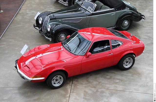 1969 Opel GT 1900 02