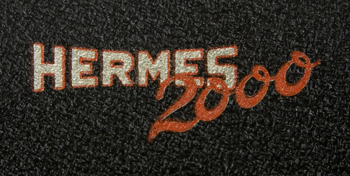 Hermes 2000 decal
