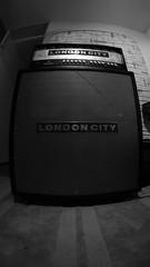 loudspeaker, white, light, monochrome photography, monochrome, black-and-white, black,
