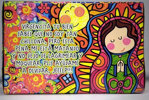 Virgencita de Guadalupe distroller - Imagui