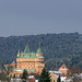 Bojnice Castle and Church - Winter 11