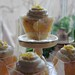 Small photo of Lemon Cupcake Trifles
