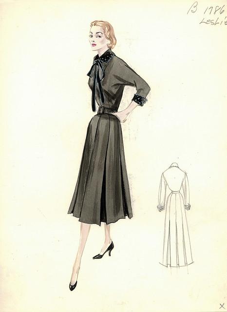 Leslie Morris Dress