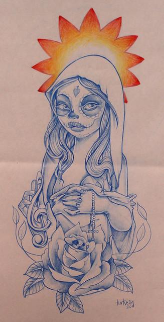 Sketch 4 tattoo