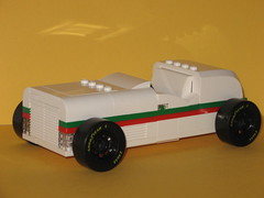 Soap Box turned Octan Racer by Sangi13