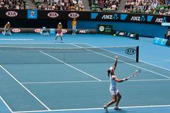 Australian Open 2011 - Samantha Stosur (AUS) v Lauren Davis (USA)