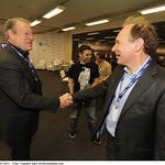 Al gore, Tim Berners-Lee na CPBR4