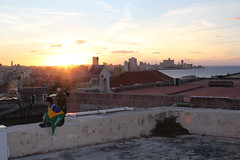Havana vista de La Cabaña