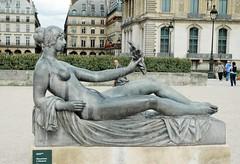 2010.10 PARIS - Les Tuilerie et le Louvre