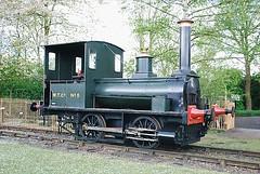 George England locos