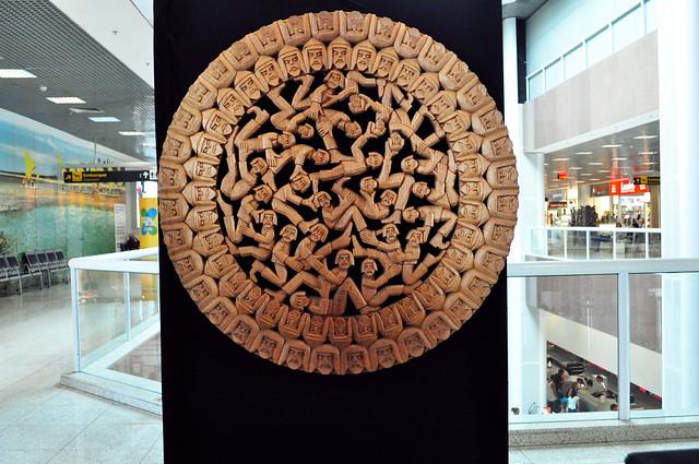 Roda Viva - Arte de Mário Telles