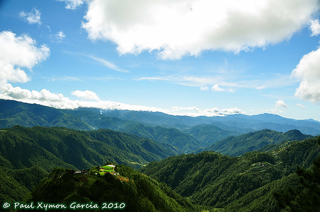 View from the Highest Point in the Highest Highway in the Philippines (Atok, Benguet)