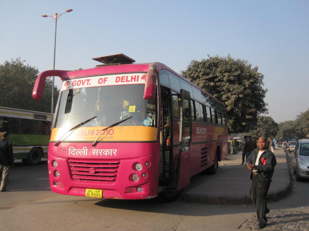 Tour Bus 1 - Delhi