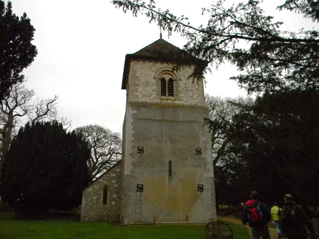 St Mary's Church. Winchfield Winchfield Circular