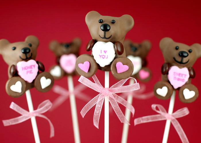 Cake Pop Designs Valentines Day : Valentine s Day Cake Pops   bakerella.com
