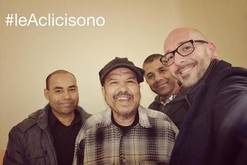 A Salerno #leAclicisono