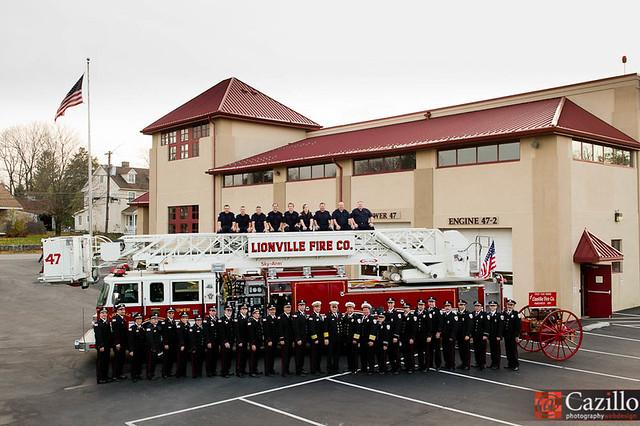 Lionville Fire Company, 100th Anniversary
