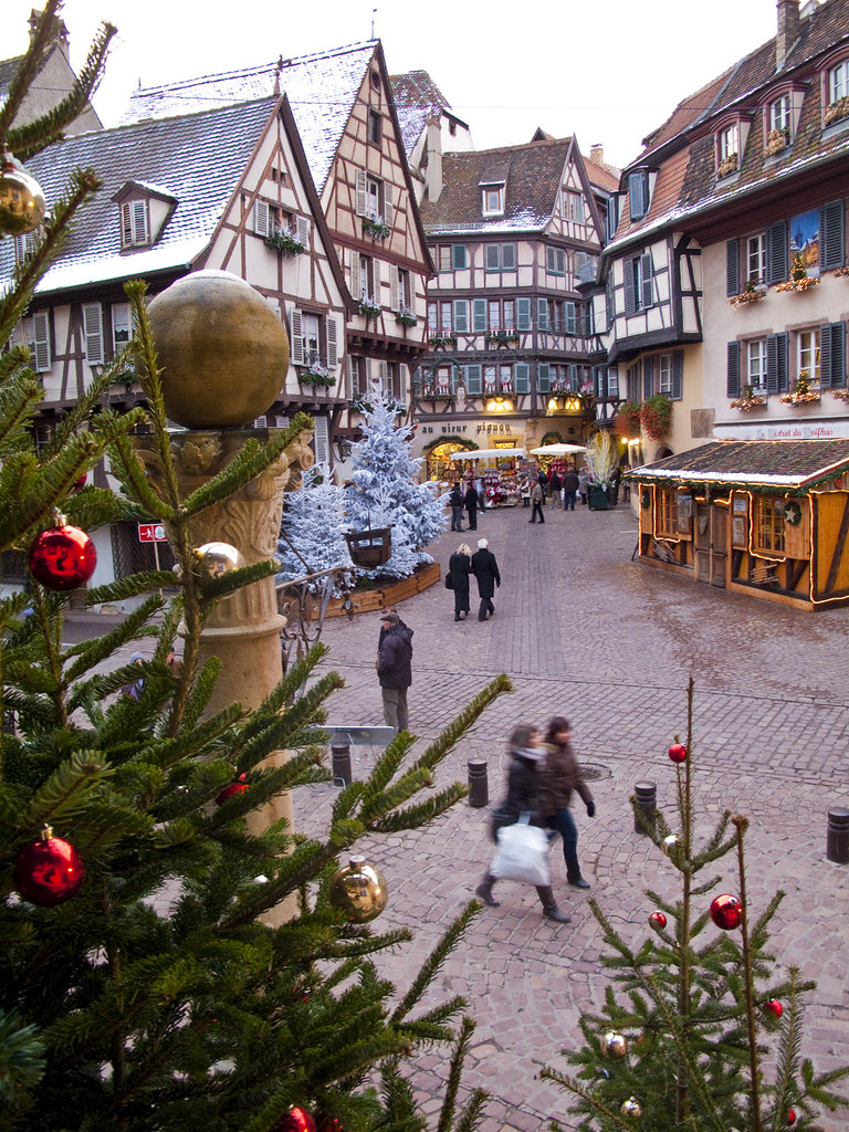 Colmar - Christmas Markets 2010