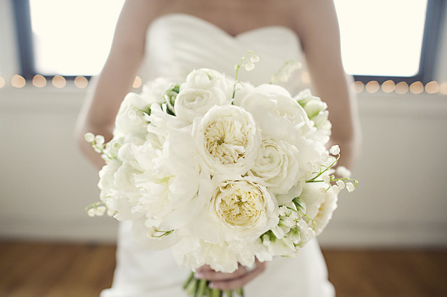 Lily Of The Valley Wedding Bouquet: 5229840064_0214c6f2cd_z.jpg