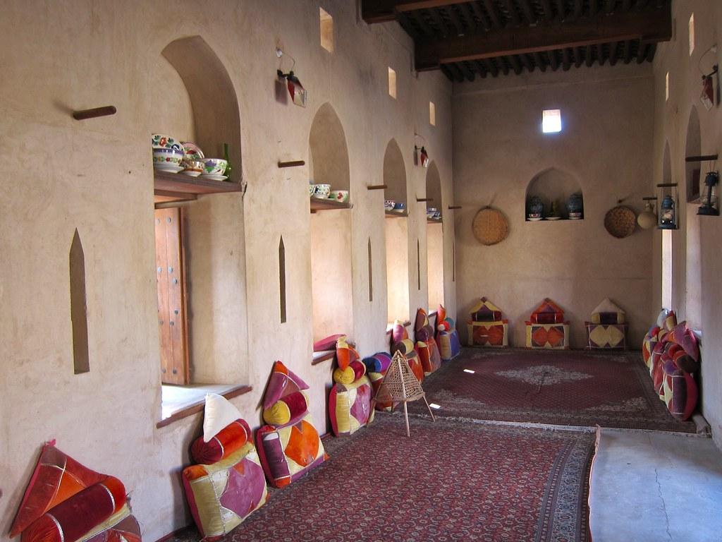 oman: fort nakhal - 15