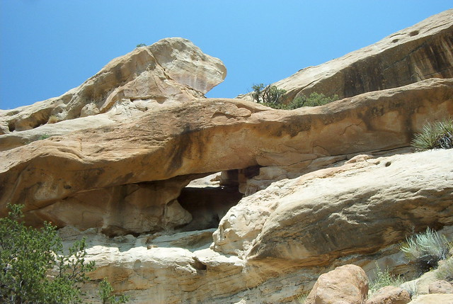 New Mexico Natural Arch NM 141