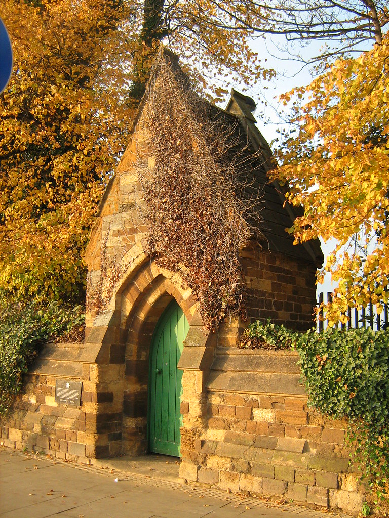 Northampton Castle-Postern Gate