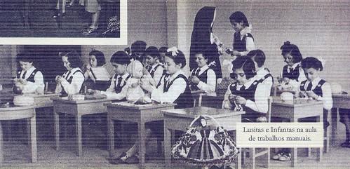 Mocidade Portuguesa Feminina, Nº 9, Julho 1942