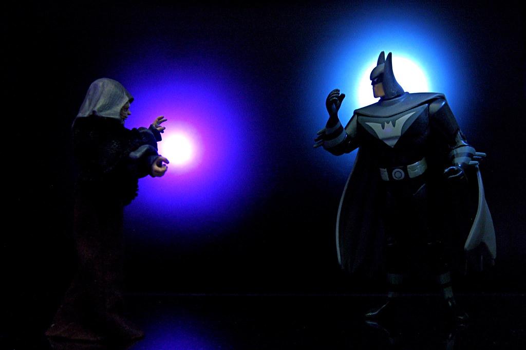 Emperor Palpatine vs. Justice Lords Batman (345/365)