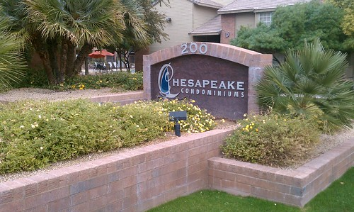 Chesapeake Condominiums Tempe